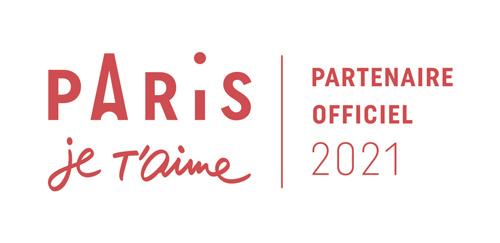 Paris je t'aime - partenaireofficiel 2020